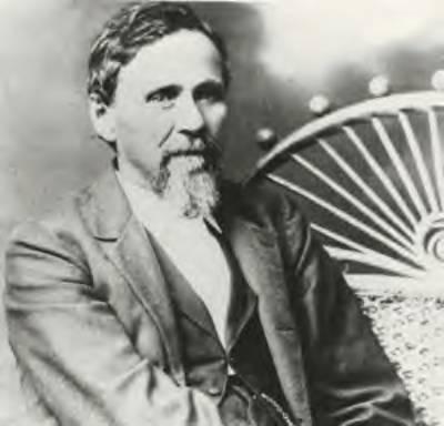 Andrew Taylor Still, M.D. - 1828 - 1917
