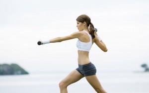 brunettes_women_water_nature_outdoors_shorts_weights_athletic_sports_bra_desktop_1920x1200_wallpaper-1068274