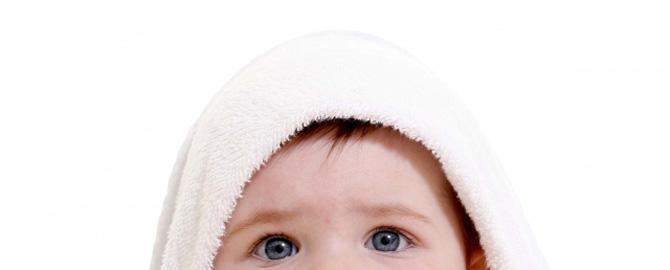 Osteopathie voor baby's en kinderen.
